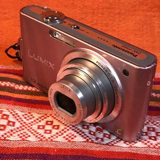 パナソニック(Panasonic)のlumix DMC-FX60  1200万画素 5倍ズーム 2GB SDカード付(コンパクトデジタルカメラ)