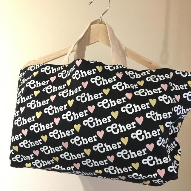 Cher(シェル)のCher×エコバッグ レディースのバッグ(エコバッグ)の商品写真