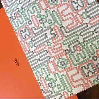 エルメス(Hermes)のエルメス  ランチョンマット 正規品 カラフルカラー(テーブル用品)
