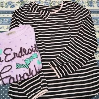 ジーユー(GU)の子供服 Tシャツ 150㎝ GU他(Tシャツ/カットソー)
