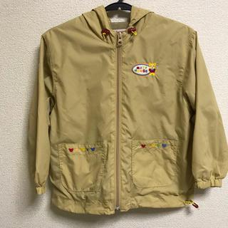 ミキハウス(mikihouse)の(110)美品☆ミキハウス ウィンドブレーカ(ジャケット/上着)