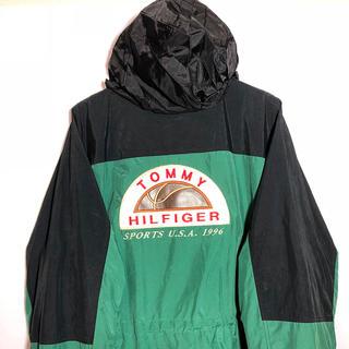 トミーヒルフィガー(TOMMY HILFIGER)の【入手困難】TOMMY SPORTS 2WAY 90s セーリングギアジャケット(ナイロンジャケット)