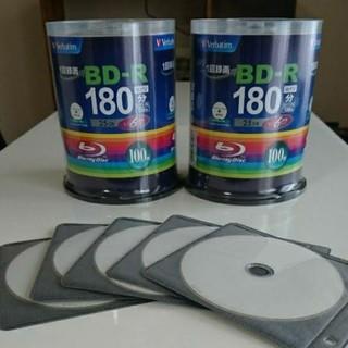 三菱ケミカル - r10【新品】VerbatimBlu-ray1回録画[6倍速]25G×10枚‼️