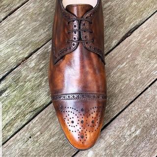 ジョンロブ(JOHN LOBB)の靴磨き 鏡面磨き1000円(ドレス/ビジネス)