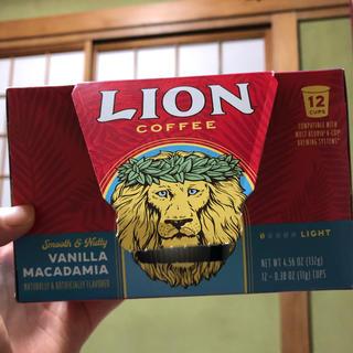ライオン(LION)のライオンコーヒー LION COFFEE(コーヒー)