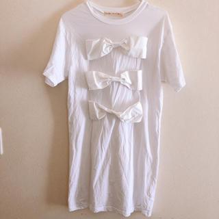 ハニーミーハニー(Honey mi Honey)の【金土日限定SALE】ハニーミーハニー Tシャツ(Tシャツ(半袖/袖なし))