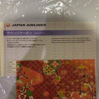 ジャル(ニホンコウクウ)(JAL(日本航空))のJAL ラウンジクーポン 1枚 日本航空(その他)