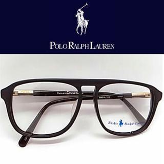 ポロラルフローレン(POLO RALPH LAUREN)のPOLO RALPH LAUREN 眼鏡 デッドストック ヴィンテージ マット(サングラス/メガネ)