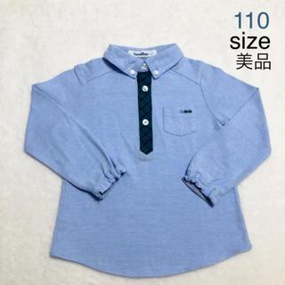 ファミリア(familiar)の【美品】familiar ポロシャツ 110 現行品(その他)