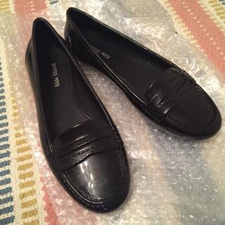 ブルーブルーエ(Bleu Bleuet)のローファー レインシューズ(レインブーツ/長靴)