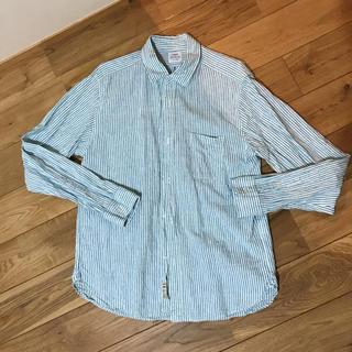 コーエン(coen)のストライプシャツ(シャツ)
