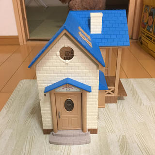 EPOCH - シルバニアファミリー 青い屋根の家