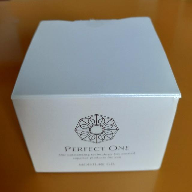 PERFECT ONE(パーフェクトワン)のパーフェクトワン モイスチャージェル コスメ/美容のスキンケア/基礎化粧品(オールインワン化粧品)の商品写真
