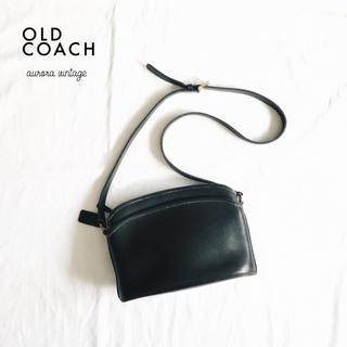 a545de2b5bca コーチ(COACH)のUSA製 80年代vintage ◇オールドコーチグラブタンレザーショルダー