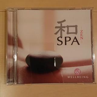 和SPA-ZEN-  CD(ヒーリング/ニューエイジ)