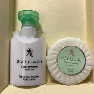 ブルガリ(BVLGARI)の新品 BVLGARI オパフメ ソープ&ボディミルク(ボディローション/ミルク)