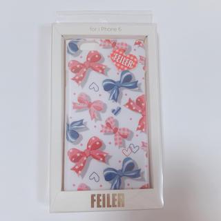 フェイラー(FEILER)のアイフォン ケース FEILER iphone6(iPhoneケース)