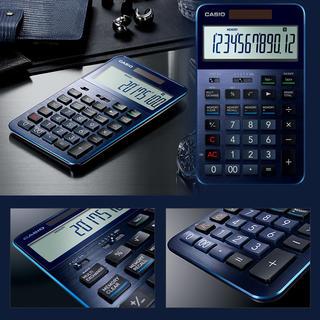 カシオ(CASIO)のCASIO・プレミアム電卓 S100-BU(その他)