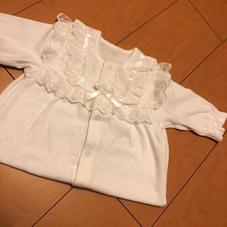 シンク・ビー 日本製 新生児 スムームドレス