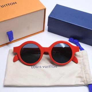 ルイヴィトン(LOUIS VUITTON)のLOUIS VUTTON SUPREME ルイヴィトン シュプリーム サングラス(サングラス/メガネ)