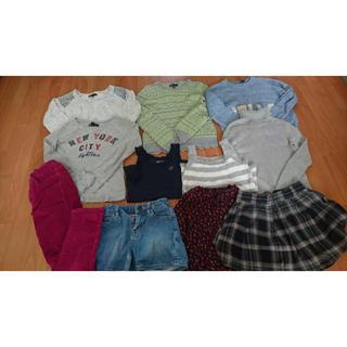a70b5662298cd ギャップキッズ(GAP Kids)の子供服 UNIQLO GAP kids 11点セット まとめ
