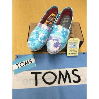 トムズ(TOMS)の値下げ✨TOMS クラシック スリッポン新品(スニーカー)