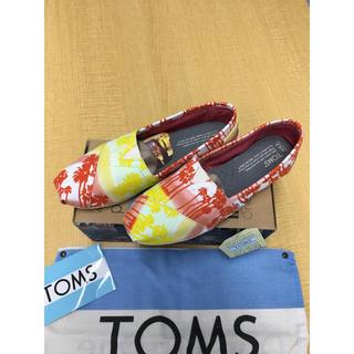 トムズ(TOMS)の値下げ✨TOMS スニーカー 新品✨(スニーカー)