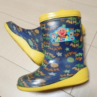 アンパンマン(アンパンマン)のそれいけ!アンパンマン☆長靴☆16.0㎝☆ブルー(長靴/レインシューズ)