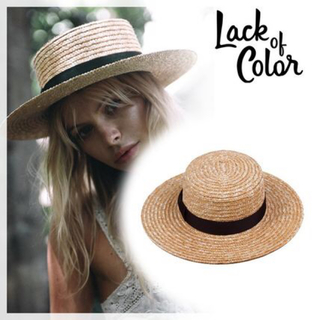 ハニーミーハニー(Honey mi Honey)の☆Lack of color☆麦わら帽子カンカン帽(麦わら帽子/ストローハット)