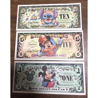 ディズニー(Disney)のアメリカディズニー ドル$(貨幣)