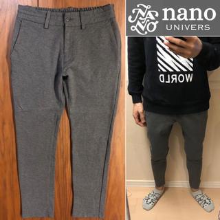 ナノユニバース(nano・universe)の【売約済】他の方は購入しないでください!nano universスキニーパンツ(その他)