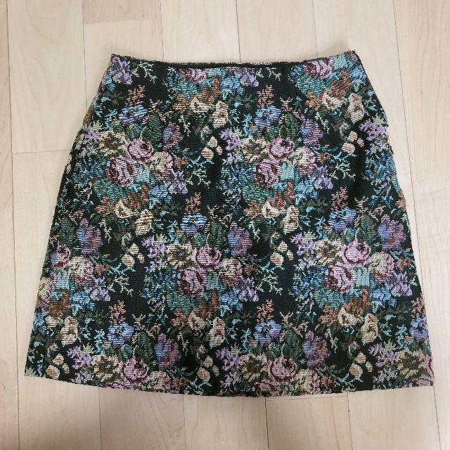 GU(ジーユー)のgobelins skirt* レディースのスカート(ミニスカート)の商品写真