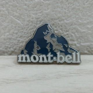 モンベル(mont bell)のモンベル ピンバッチ(その他)