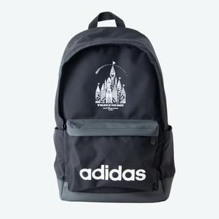 アディダス(adidas)のディズニー adidas コラボ リュックサック ブラック(キャラクターグッズ)