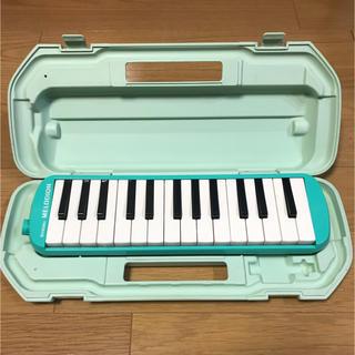 スズキ(スズキ)のスズキ メロディオン MX-27 鍵盤ハーモニカ ピアニカ (ハーモニカ/ブルースハープ)