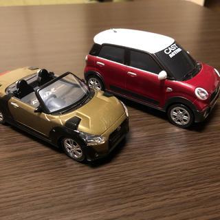 ダイハツ(ダイハツ)のダイハツ   コペン& CAST  ACTIVA (ミニカー)