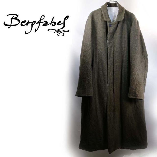 Paul Harnden(ポールハーデン)のBergfabel Oversize Coat メンズのジャケット/アウター(チェスターコート)の商品写真