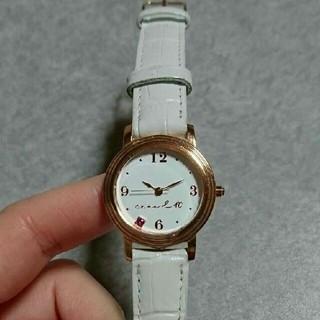 カナルヨンドシー(canal4℃)の【最終価格】カナル4℃ 腕時計(腕時計)