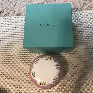 ティファニー(Tiffany & Co.)のティファニー小物入れ(小物入れ)