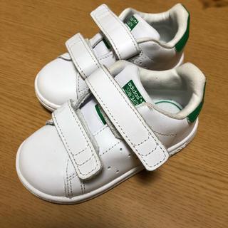 アディダス(adidas)のアディダス スタンスミス 13cm 美品(スニーカー)