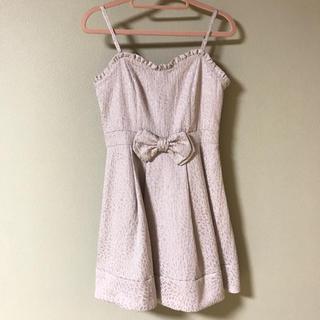 39cef1d384a9a バービー(Barbie)のBarbie バービー レオパードワンピース ドレス パーティ(ひざ丈ワンピース)