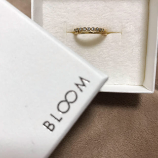 ブルーム(BLOOM)のピンキーリング☆1号(リング(指輪))