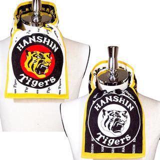 ハンシンタイガース(阪神タイガース)の阪神タイガース マフラー タオル 新品 承認(応援グッズ)
