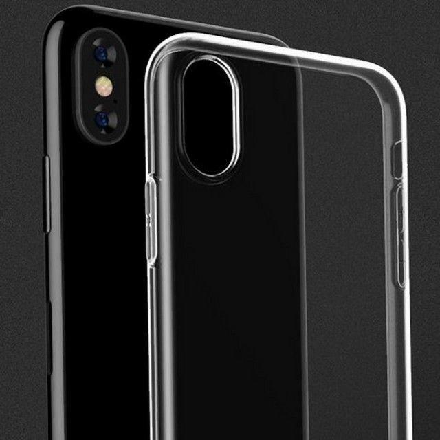 iPhone XR ケース シリコン 保護 クリアの通販 by Leanのお店|ラクマ