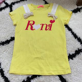 ロニィ(RONI)のRONI♡Tシャツ(Tシャツ/カットソー)