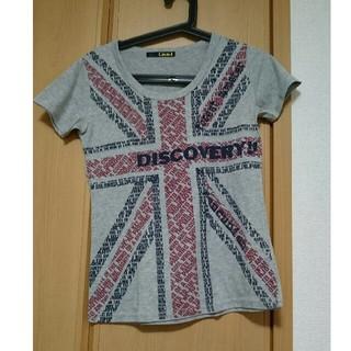ファンキーフルーツ(FUNKY FRUIT)のユニオンジャックロゴTシャツ(Tシャツ(半袖/袖なし))