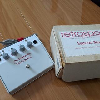 Retrospec Squeeze Box(コンプレッサー)