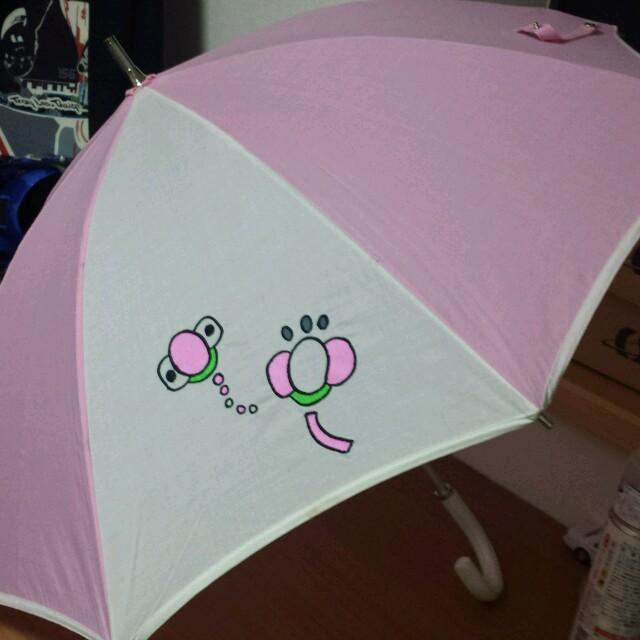 Courreges(クレージュ)のCourreges 日傘 レディースのファッション小物(傘)の商品写真