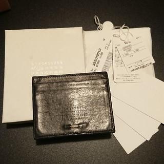 マルタンマルジェラ(Maison Martin Margiela)のマルジェラパスケース ACNE JIL SANDER LOEWE MARNI (名刺入れ/定期入れ)