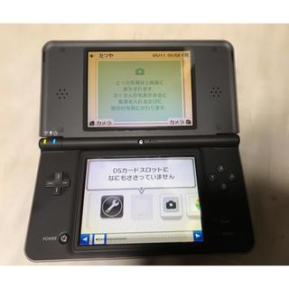 ニンテンドーDS(ニンテンドーDS)の任天堂・DS LL!ブラウン!(携帯用ゲーム機本体)